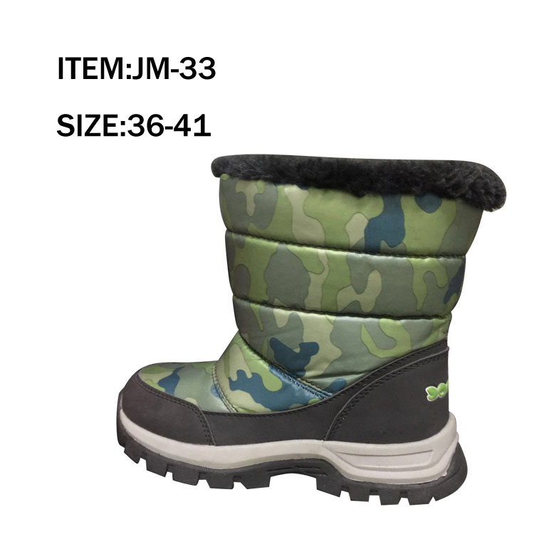 New style fashion comfortable keep warm women snow boots
