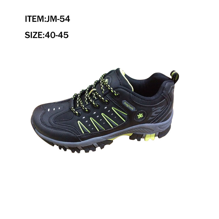 New style fashion comfortable breathable men climbing shoes