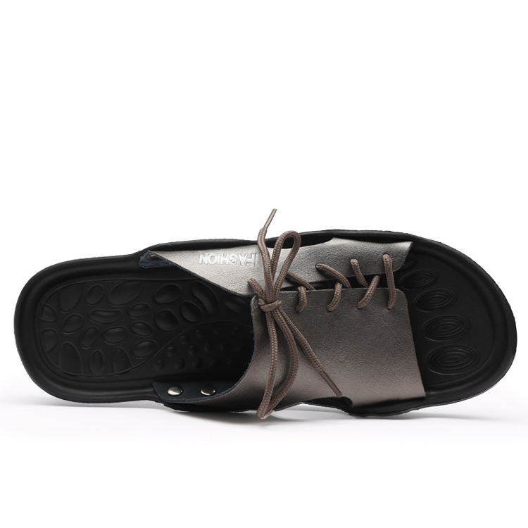 Fashion men casual sandal shoes beach shoes(FTS1011-6)