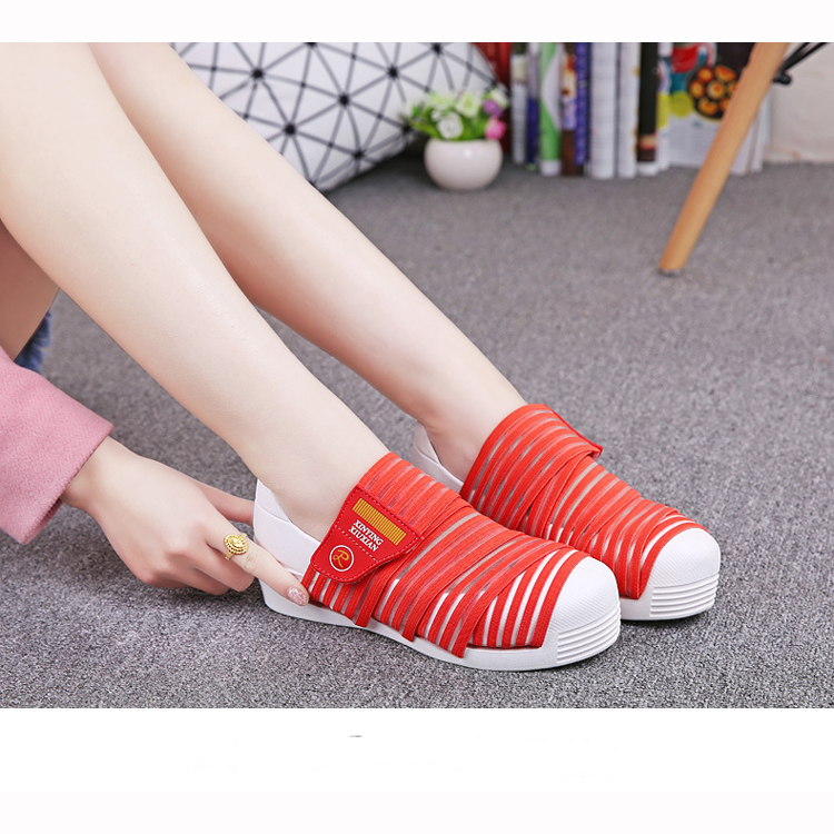 Fashion women casual sandal shoes indoor shoes(FTS1011-8)