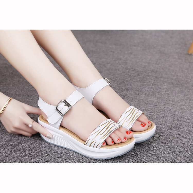 Summer  women casual sandal shoes dress shoes(FTS1011-9)