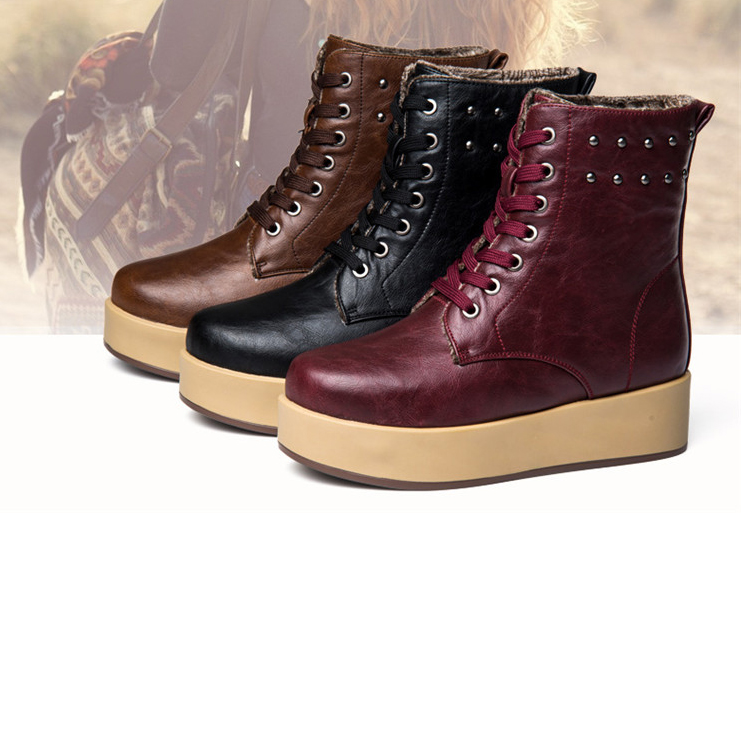 Latest designs of  women winter boots ankle boots (FTS1012-3...