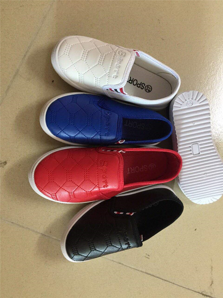 Fashion  children injection casual shoes  loafer shoes (FPY1014...