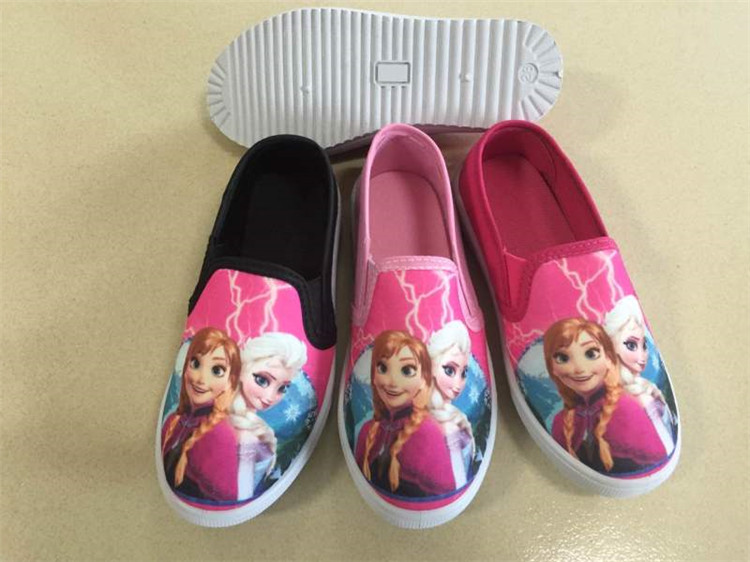 New style of  children injection casual shoes slip-on shoes(FPY10...