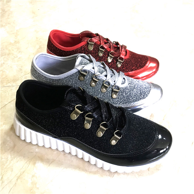 Latest design injection women casual shoes sport shoes (YJ1824...