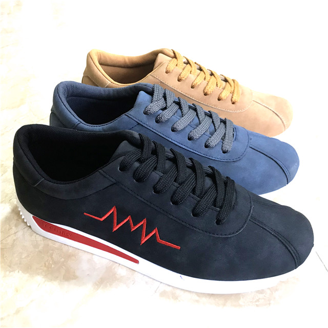 Latest design injection men casual shoes sport shoes (YJ1824...