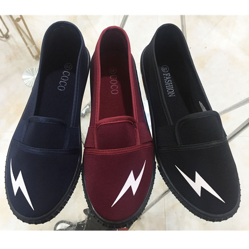New design men casual shoes canvas shoes (SY19517-2) 1. ITEM...