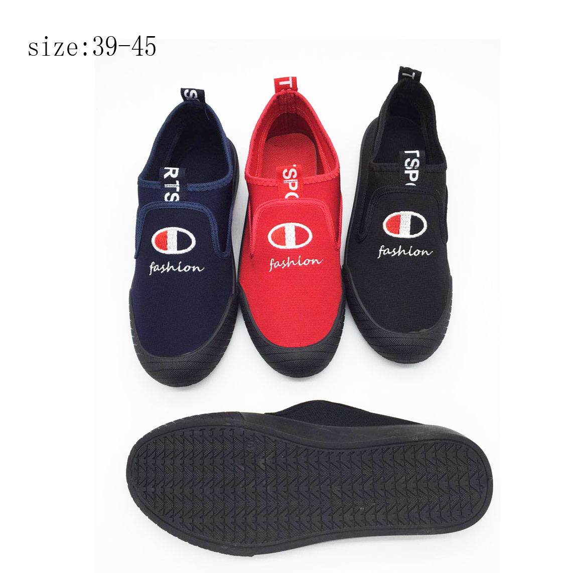 New style men casual shoes canvas shoes footwear (ZL19517-4)...